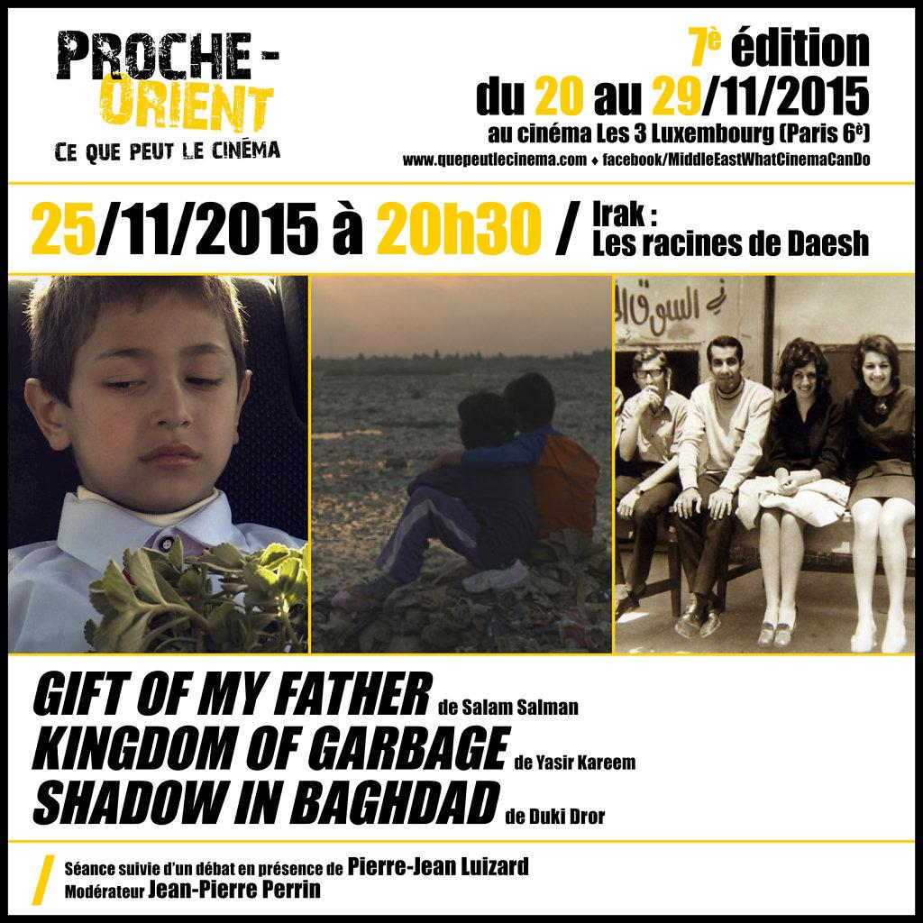 Irak: les racines de Daesh