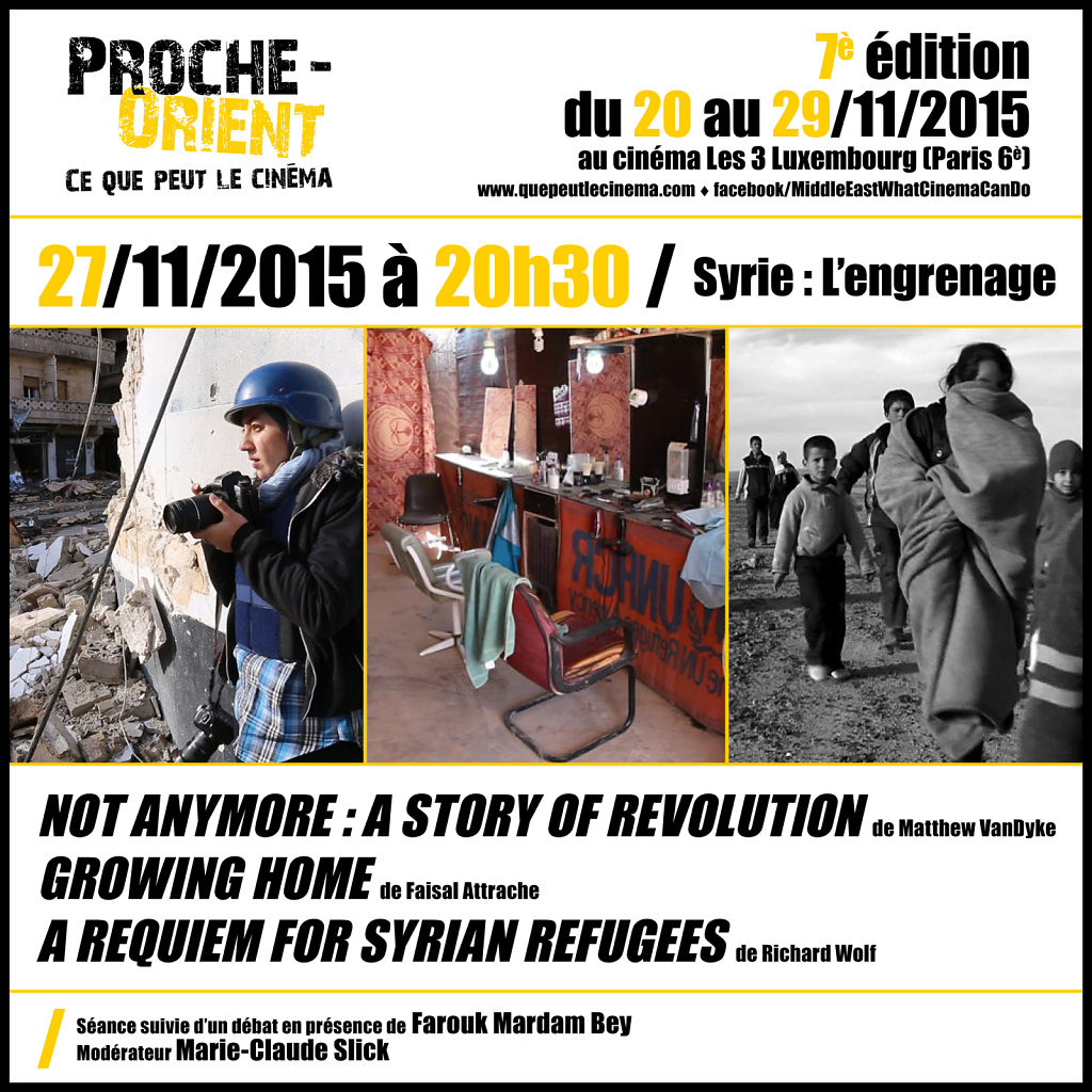 Syrie: l'engrenage